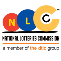 National Lotteries Commission Logo PNG