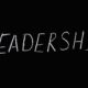 Toward a Spirituality of Leadership: Six Propositions