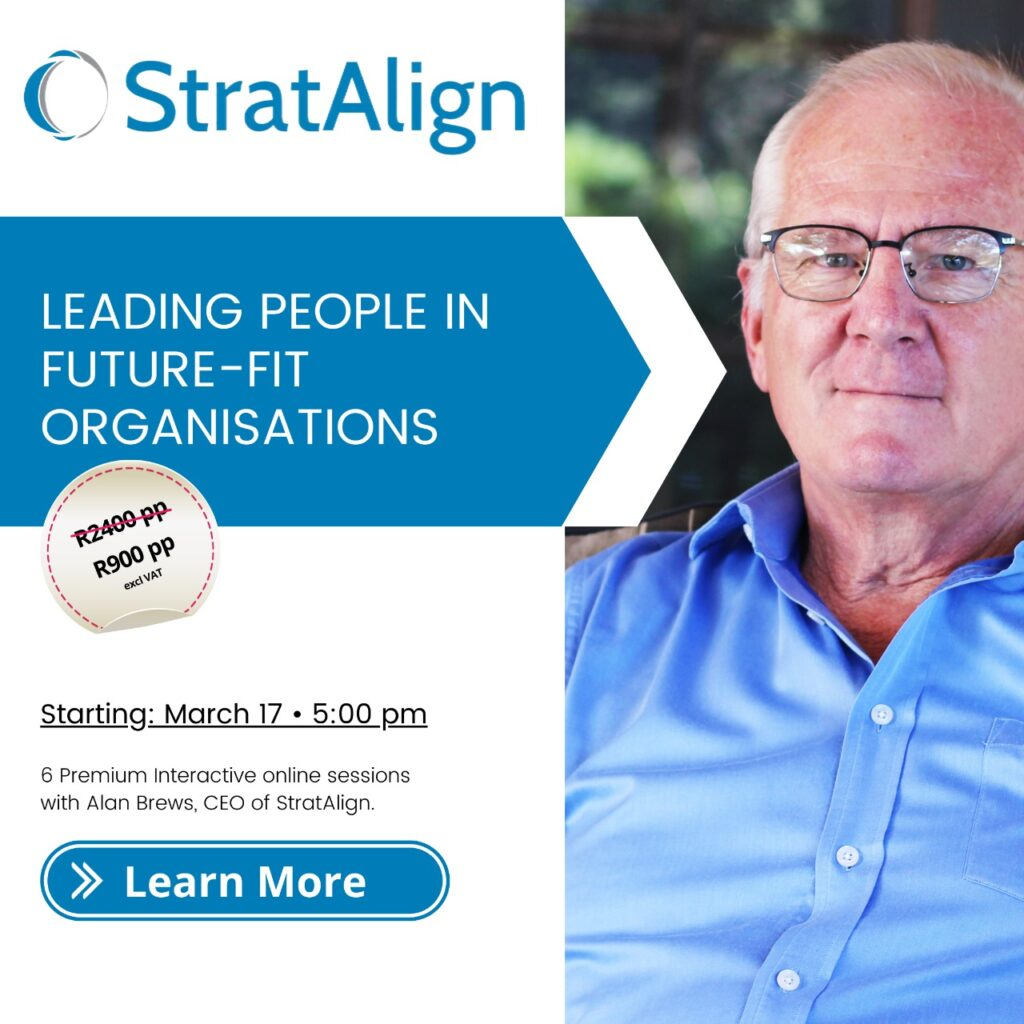 Future-Fit Webinar with Alan Brews